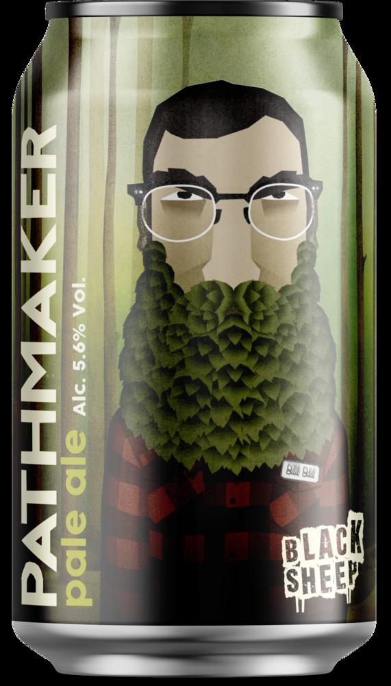 Pathmaker Beer Black Sheep Brewery