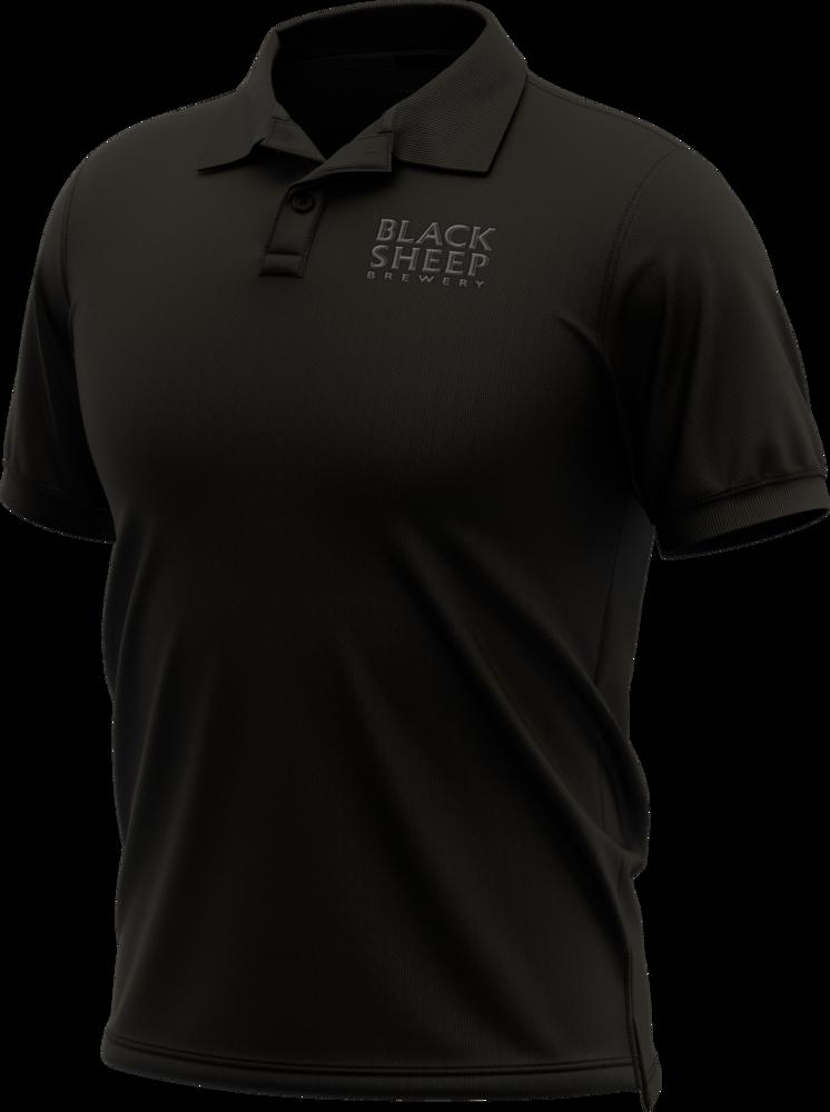 Black Sheep Polo Shirt Merchandise Black Sheep Brewery