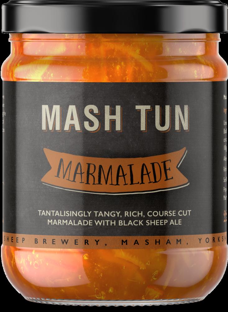 Black Sheep Mash Tun Marmalade Food Black Sheep Brewery