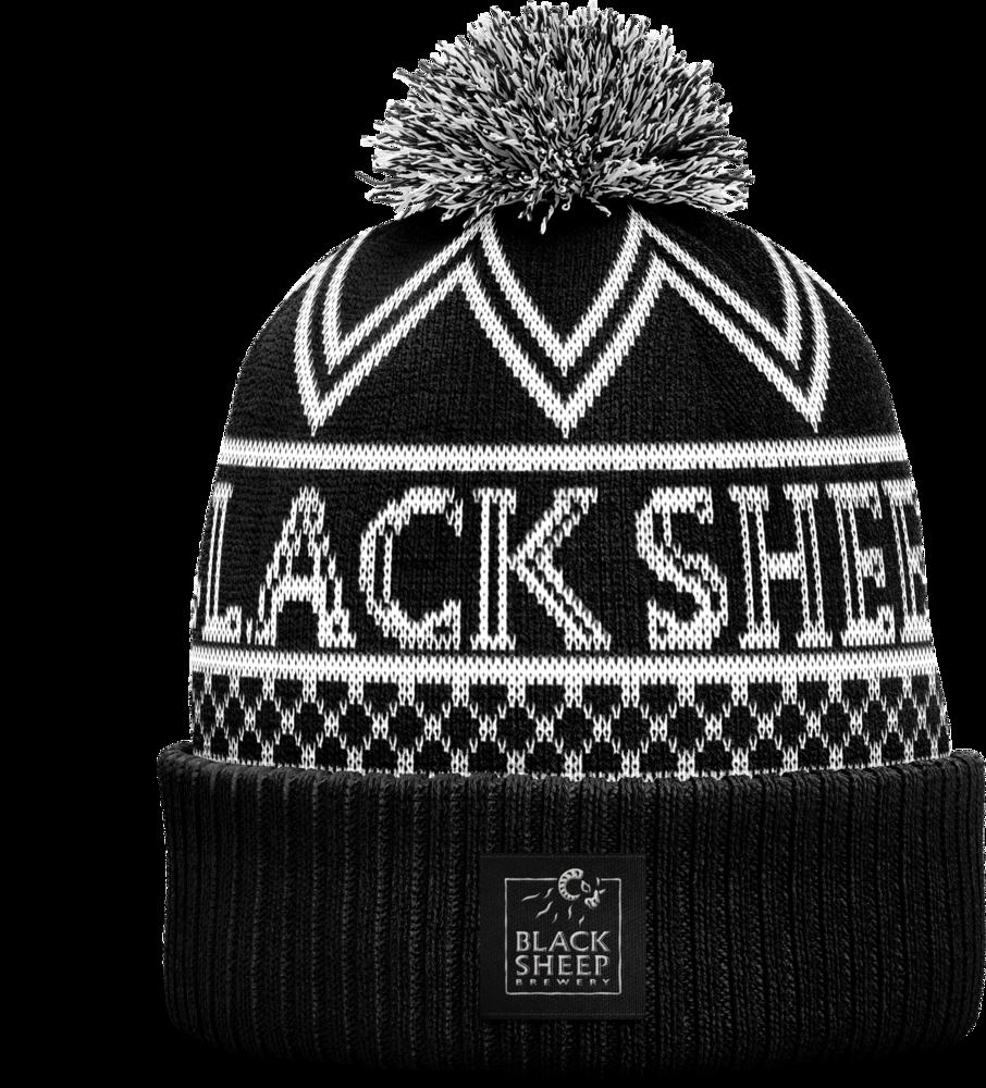 26e320fdf7d Black Sheep Bobble Hat