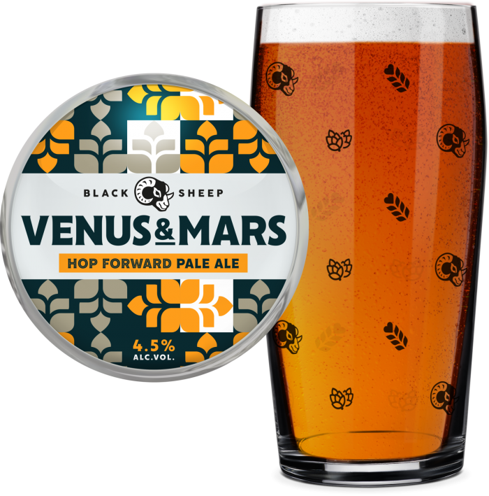 Venus & Mars Keg Lens
