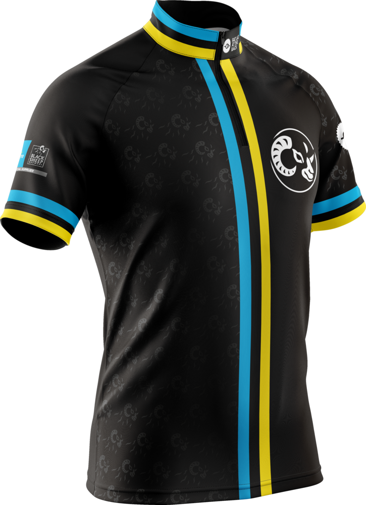 fe987fffe Black Sheep TDY Cycling Jersey
