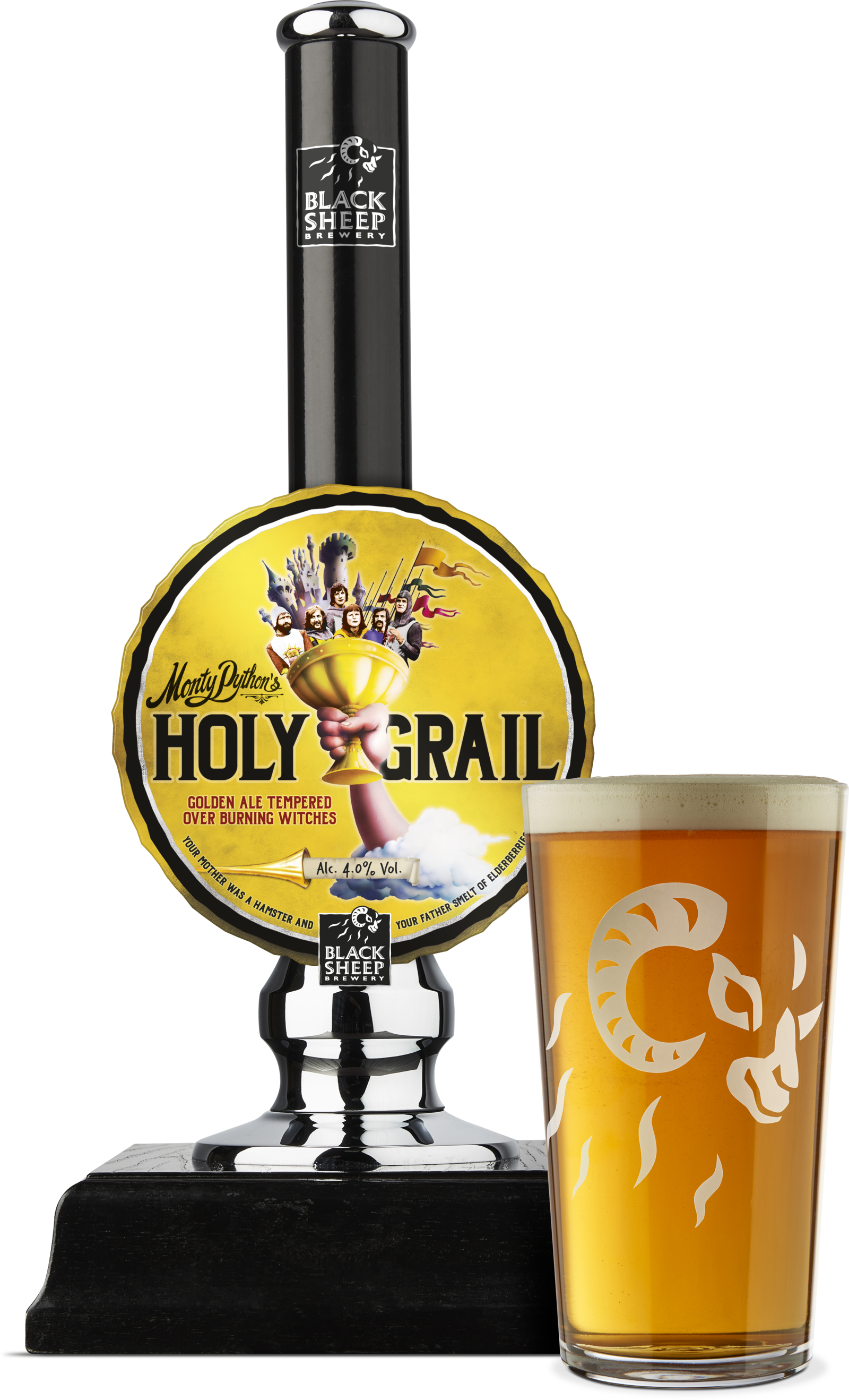 Monty Python's Holy Grail | Black Sheep Brewery