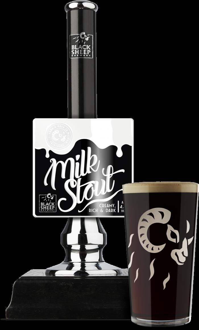 Black Sheep Milk Stout