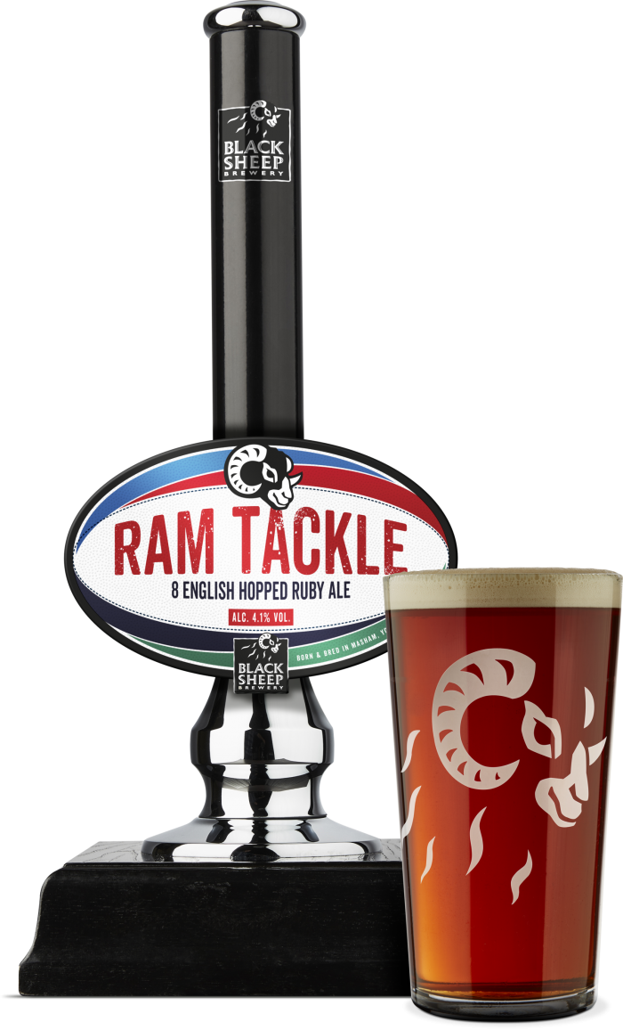 Black Sheep Ram Tackle