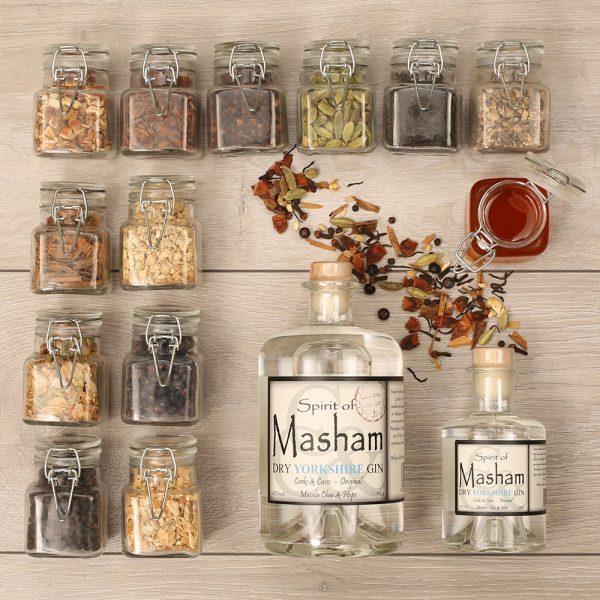Masala Chai & Hop Gin