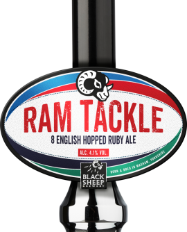 Ram Tackle Pump Clip