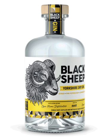 Black Sheep Dry Yorkshire Gin