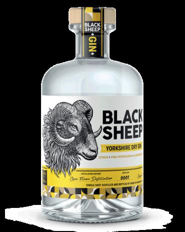 Black Sheep Dry Yorkshire Gin