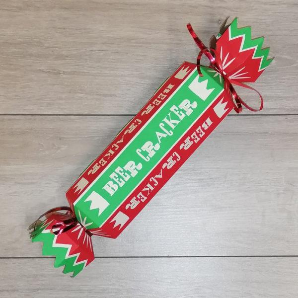 Christmas Beer Cracker