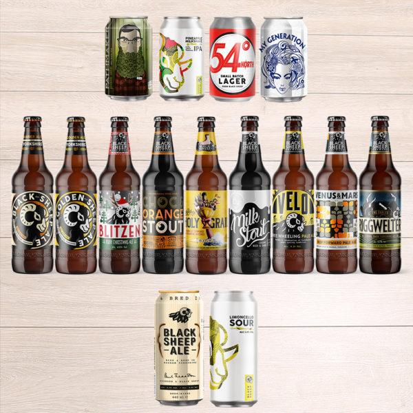 Beer Cracker Beers