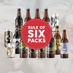 Rule of 6 Packs