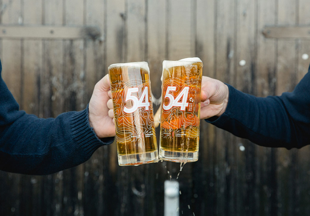 Cheers! - free delivery celebration